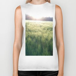 Heartland Sunset Biker Tank