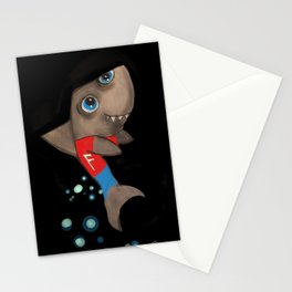 SHARK BOY Stationery Cards