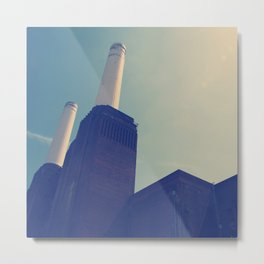 Battersea Power Station 1 Metal Print