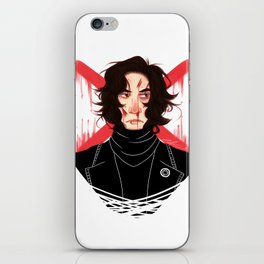 Destruction iPhone Skin