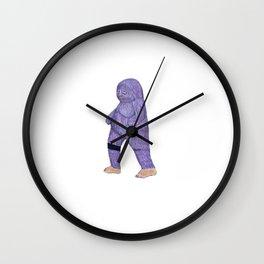 It's Okay Wall Clock