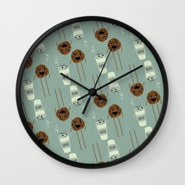 COFFEE & COOKIE Wall Clock