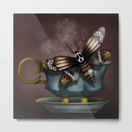 Cup of Tea? Metal Print