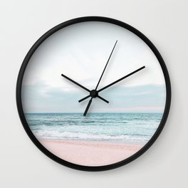 Long way home Wall Clock