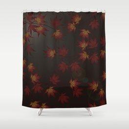 Momiji 2 Shower Curtain