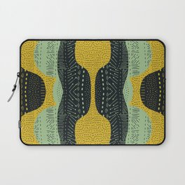 Tribal Minty Laptop Sleeve