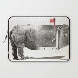Rhino Mailbox Laptop Sleeve