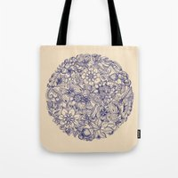 butterfly Tote Bags featuring Circle of Friends by micklyn