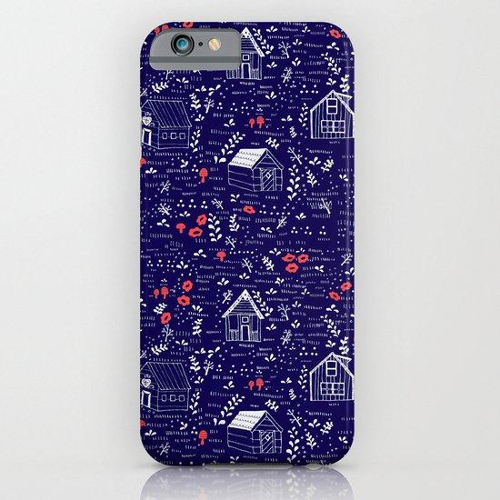 Stuga Pattern  iPhone & iPod Case