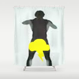 Magic Mike  Shower Curtain