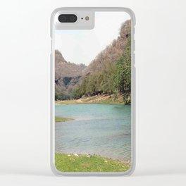 Salalah Oman 3 Clear iPhone Case