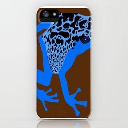 grenouille iPhone Case