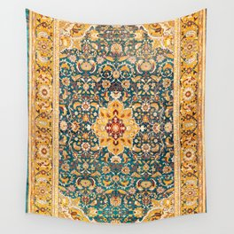 Amritsar Punjab Northwest Indian Rug Print Wall Tapestry