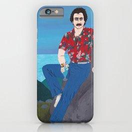 Magnum / Hawaii iPhone Case