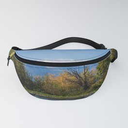 Autumn in Kamchatka Fanny Pack