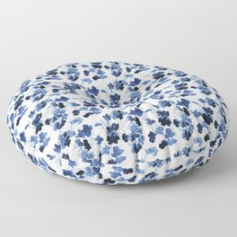 Floral Spindle Pattern Floor Pillow