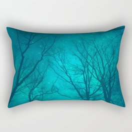 Only In the Darkness Rectangular Pillow