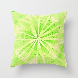 Perm.Gr. Lt Horizontal Throw Pillow
