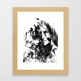 I've seen it all Framed Art Print