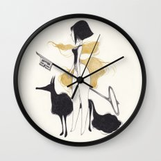 -K- Wall Clock