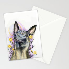 Dutch Shepherd Stationery Cards