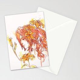 Aerith FFVII Stationery Cards