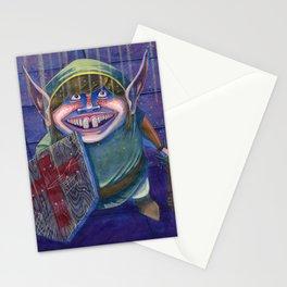 Old School The Legend of Zelda Link Stationery Cards