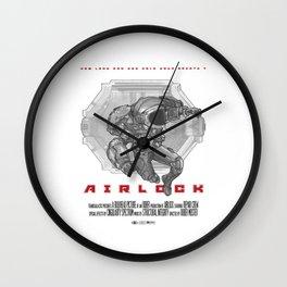 AIRLOCK Wall Clock