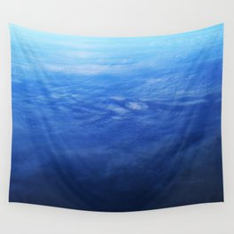 Ombre Arial Wall Tapestry