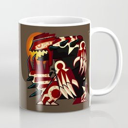 Primal Groudon Coffee Mug