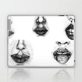 Mouth Studies Laptop & iPad Skin