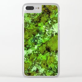 In disguise Clear iPhone Case