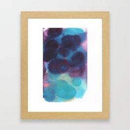 Bleed Out Framed Art Print