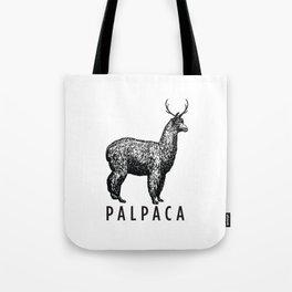 the palpaca Tote Bag