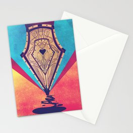 The Pen Stationery Cards
