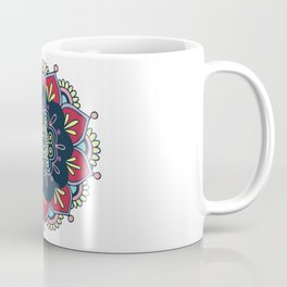Indian Mandala Coffee Mug