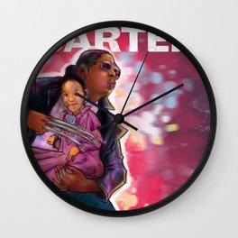 Jay-Z x Logan Wall Clock