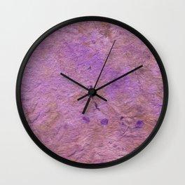 Abstract No. 586 Wall Clock