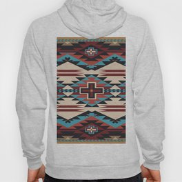 American Native Pattern No. 67 Hoody