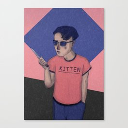 Stabby Pete Canvas Print