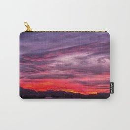 Lake Havasu Sunrise Carry-All Pouch