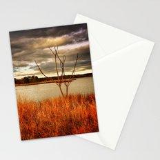 Fall Stalk Stationery Cards