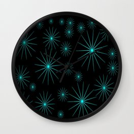 Lost in the Stars Wall Clock