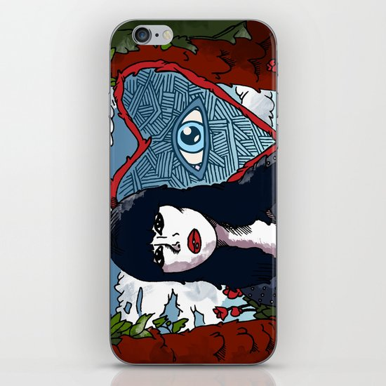 """Too True""  by Jacob Livengood iPhone & iPod Skin"