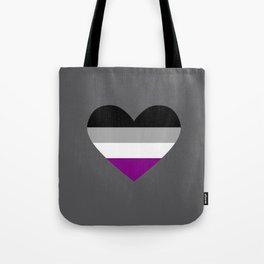 Ace heart Tote Bag