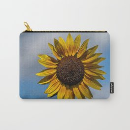 Sun's Flower Carry-All Pouch