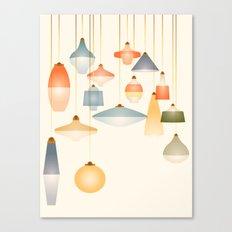 la belle lumière Canvas Print