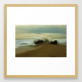 The Sea of Life Framed Art Print