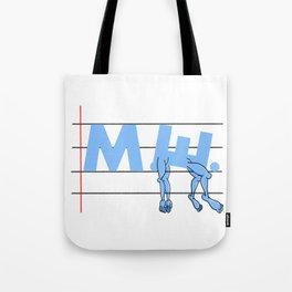 ME CFS Tote Bag