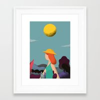into the wild Framed Art Prints featuring Wild by Riccardo Fred Cusimano